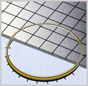 Movement Joints Tileguard Circles