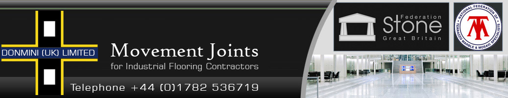 Movement Joints, Expansion Joints, Movement Joints UK Logo